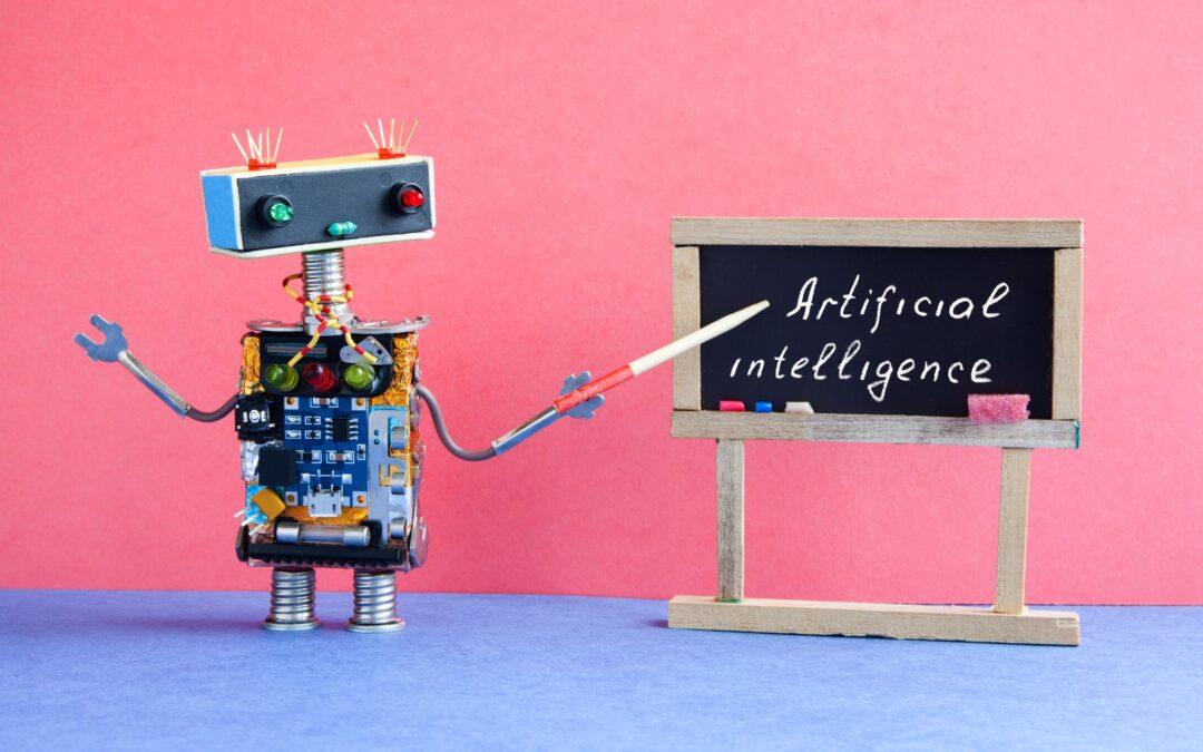 Vad är Artificiell Intelligens (AI) och hur kan AI hjälpa moderna organisationer driva framtida värde?